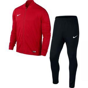 Ensemble de vêtements Survetement Nike Knit Academy  16 Rouge taille XXL