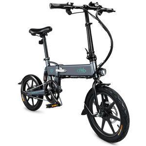 VÉLO ASSISTANCE ÉLEC Vélo Electrique FIIDO D2 VTT adulte Pliant Cyclomo