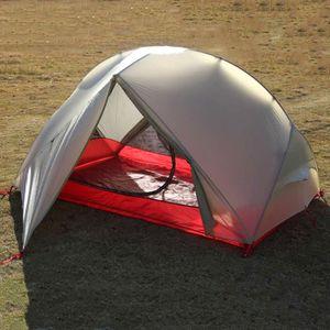 TENTE DE CAMPING Tente de randonnée pédestre ultra-légère Pratique