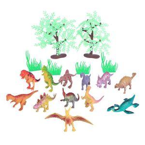 PUZZLE Le modèle Animal de Reconnaissance de Jeu de Dinos
