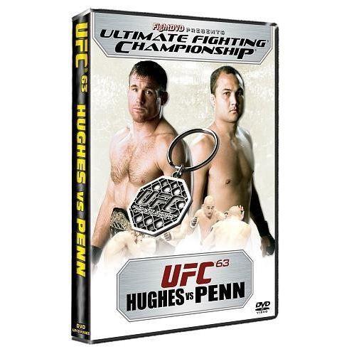 DVD Ufc 63 : hughes vs penn