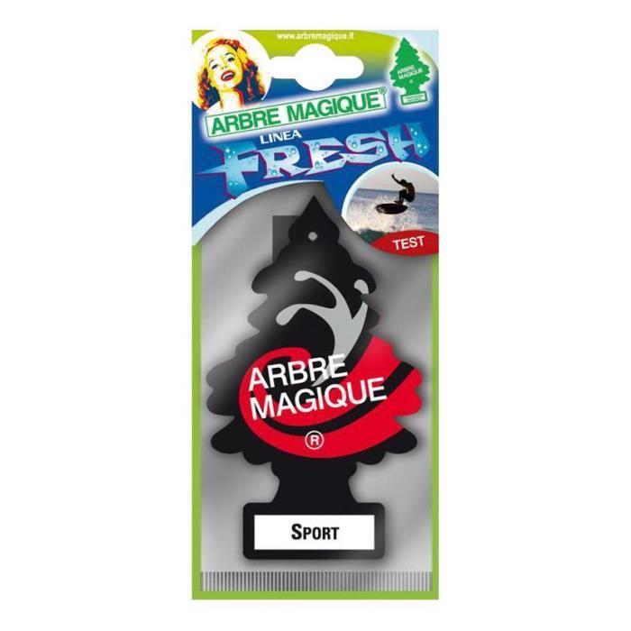 1 Desodorisant Arbre Magique -Sport-