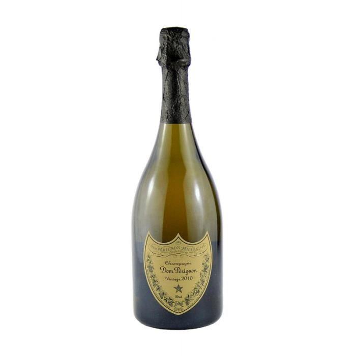Champagne Dom Pérignon - Vintage 2010 - 0.75L
