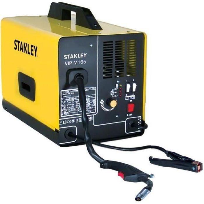 STANLEY Poste à souder semi automatique VIP M165 Mig Mag 120 A