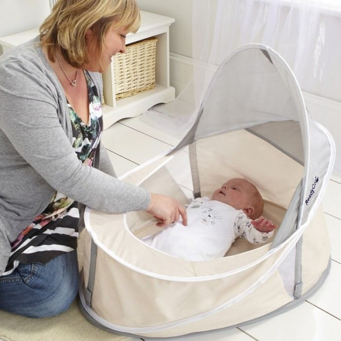 Lit pour bébé 0-6 mois - ReadyBed