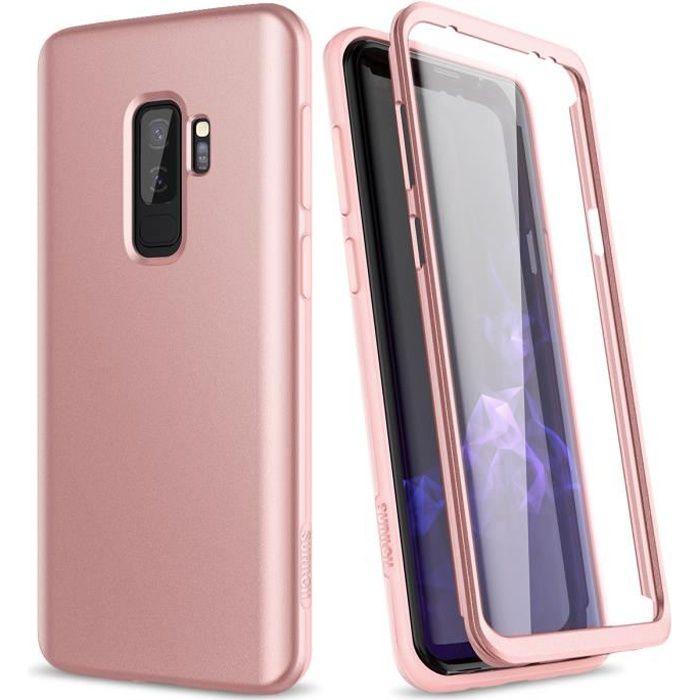 Suritch Coque rigide Samsung Galaxy S9 plus avec p