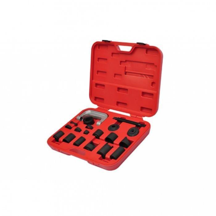 Coffret d/'adaptateurs extracteur de joint à rotule 21 pièces
