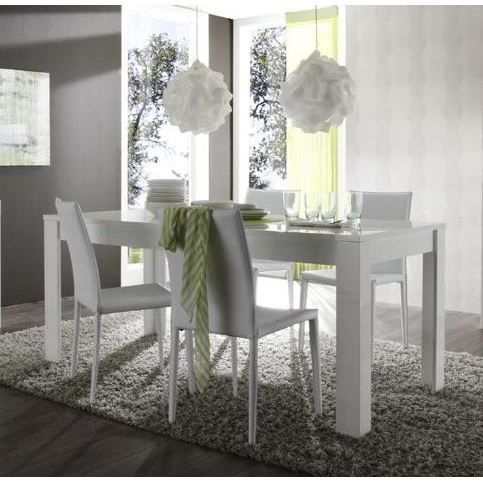 Table de salle manger boston 211 b achat vente table for Table de salle a manger design