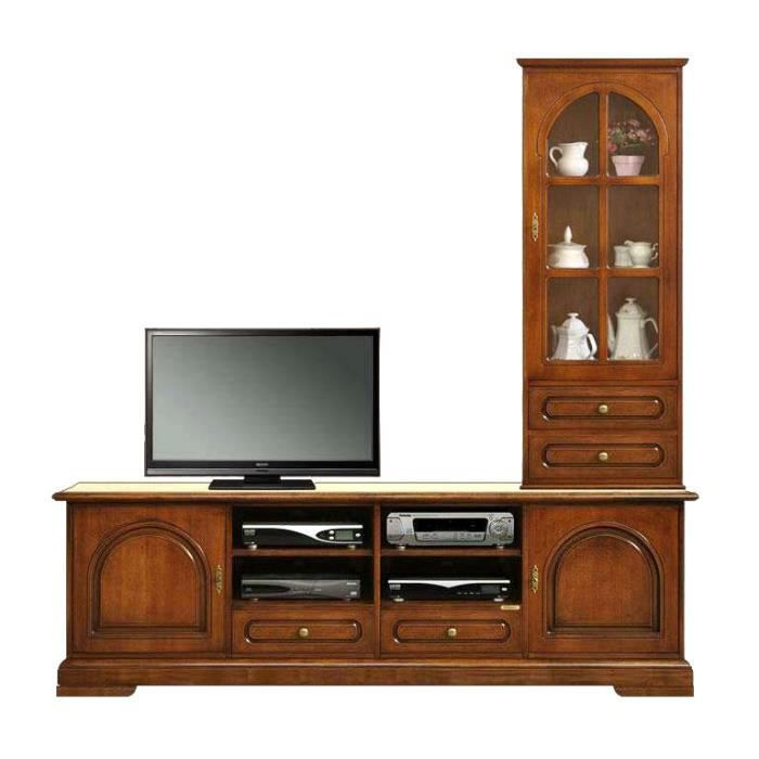 composition meubles tv achat vente meuble tv. Black Bedroom Furniture Sets. Home Design Ideas
