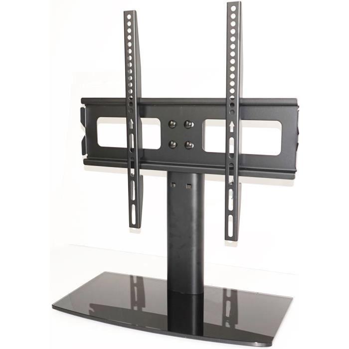 FIXATION - SUPPORT TV INOTEK DELTA3265 Pied à poser sur meuble TV pour é