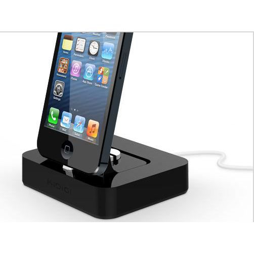 dock chargeur iphone 5 ipad mini ipad 4 retina achat vente dock chargeur iphone 5 ipad 4. Black Bedroom Furniture Sets. Home Design Ideas