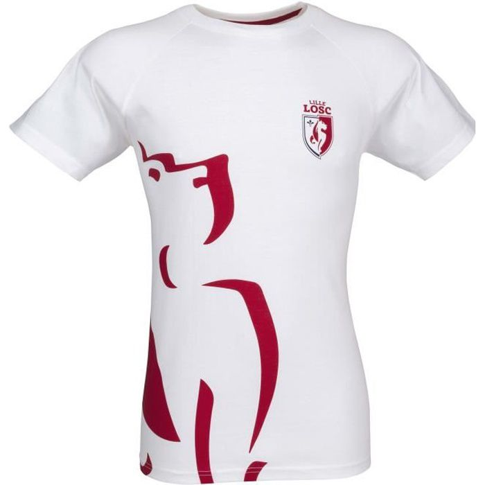 Maillot LOSC pas cher