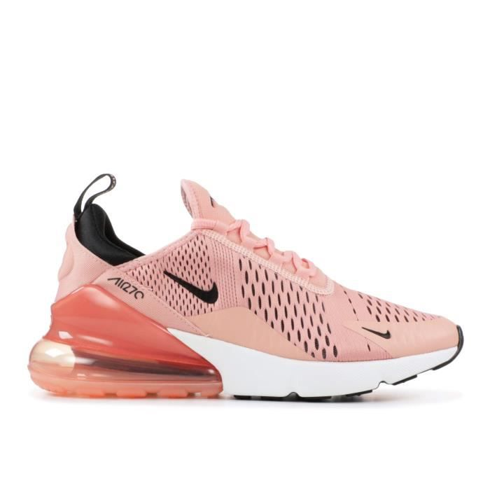 chaussure nike femme rose