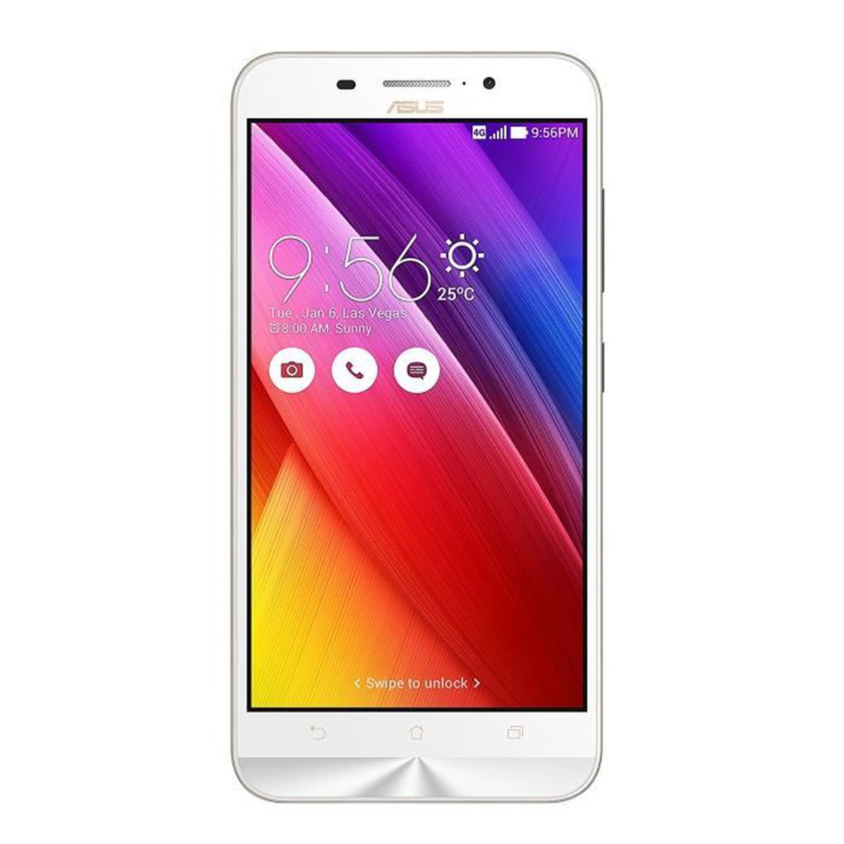 asus zenfone max zc550kl 32go smartphone d bloqu blanc achat smartphone pas cher avis et. Black Bedroom Furniture Sets. Home Design Ideas