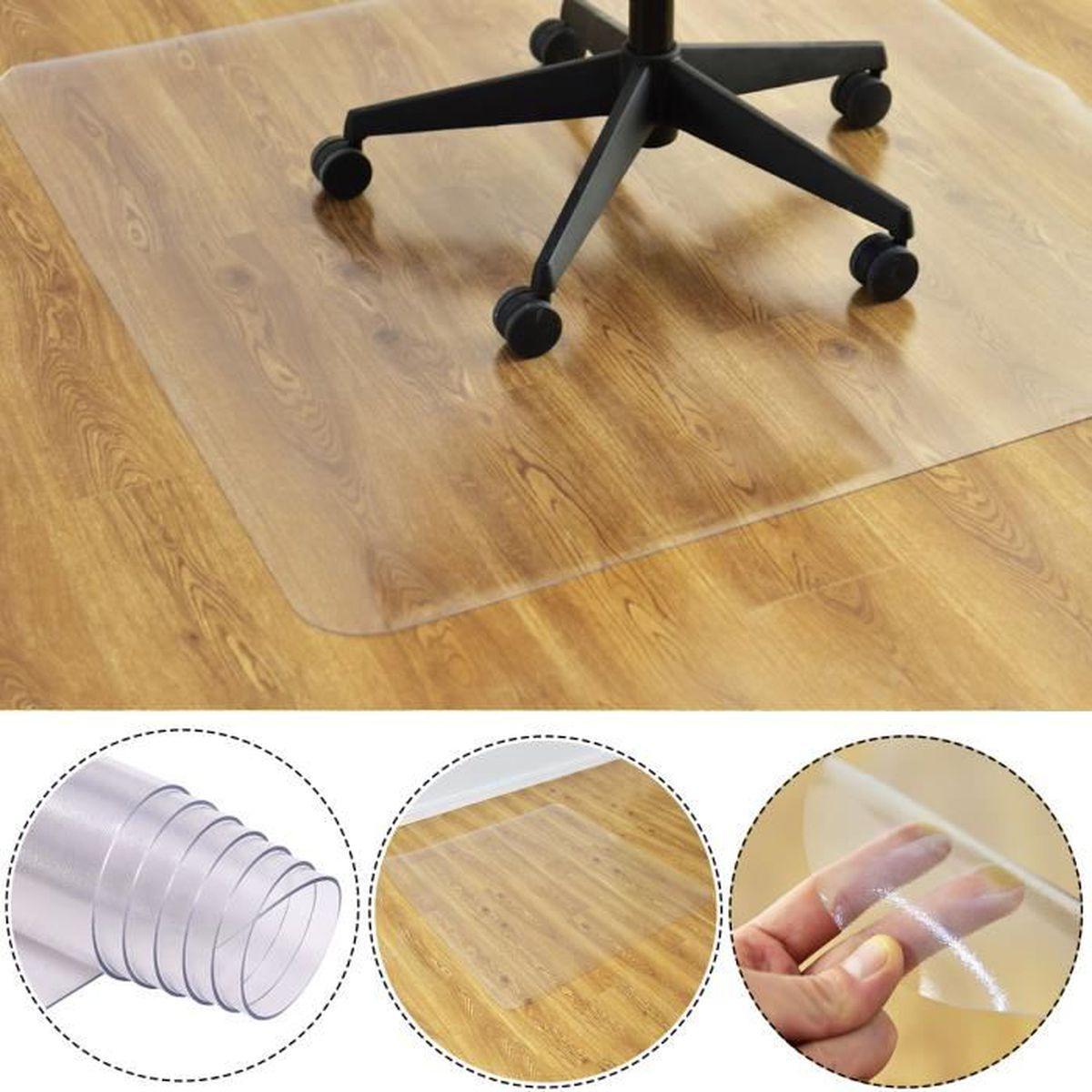 Sol Pvc Salle A Manger tapis de protection sol pour chaise/fauteuil de bureau tapis