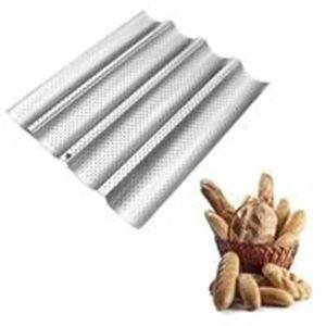 MOULE  Moule pour 4 baguettes Moule à four pour pain Peut
