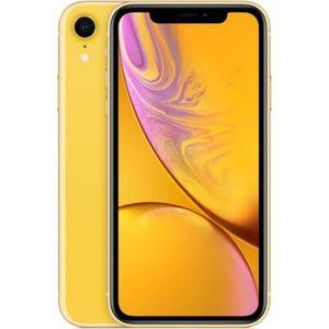 SMARTPHONE Apple iphone XR 64Go Jaune