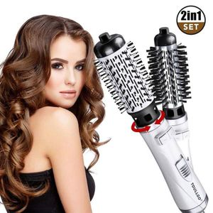 BROSSE SOUFFLANTE Brosse Soufflante Rotative, 3 In 1 Hair Dryer Brus