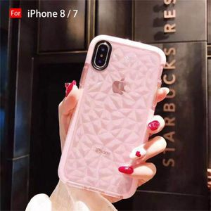 COQUE - BUMPER Coque pour votre Apple iPhone 8-7 en TPU grain de