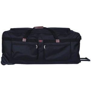 Sac de voyage 106l xxl avec roulettes trolley Jumbo sac valise de voyage sac de sport