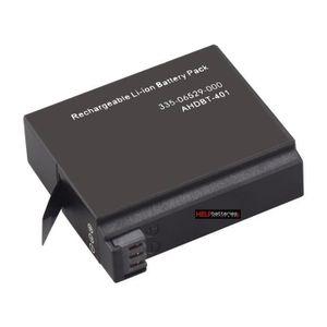 BATTERIE APPAREIL PHOTO Batterie pour Camescope Gopro Hero 4 silver  pour