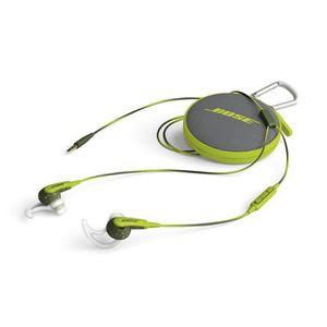 CASQUE AVEC MICROPHONE Écouteurs sport intra-auriculaires Bose SoundSport
