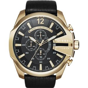 MONTRE Montre homme DIESEL MEGA CHIEF DZ4344. Fashion. Sp