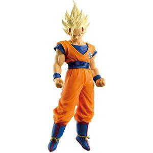 FIGURINE - PERSONNAGE DRAGON BALL - Figurine de collection Goku SSJ2 17c