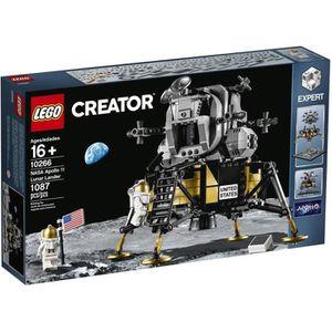 ASSEMBLAGE CONSTRUCTION LEGO® CREATOR 10266 NASA Apollo 11 Lunar Lander