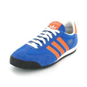 basket adidas bleu et orange e04c8d