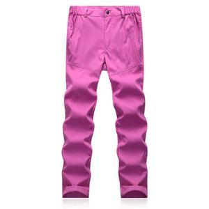 randonn/ée Doublure Thermique Mountain Warehouse Pantalon Femmes Trek II L/éger s/échage Rapide Marche