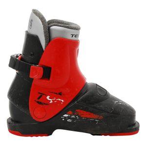 CHAUSSURES DE SKI Chaussure de ski junior Tecno pro T40 noir/rouge