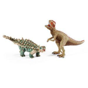 FIGURINE - PERSONNAGE Schleich Figurine 41426 - Dinosaure - Petits saich