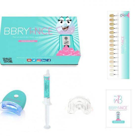 Bbryance Achat Blanchiment Bubble Vente Kit Soin Dentaire Gum De dsQCthr