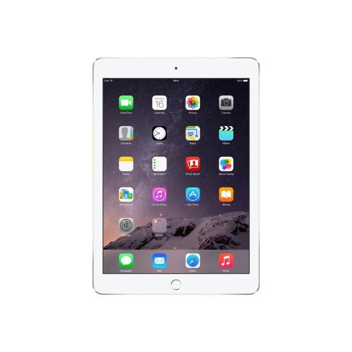 Apple iPad Air 2 Wi-Fi Tablette 64 Go 9.7- IPS (2048 x 1536)...