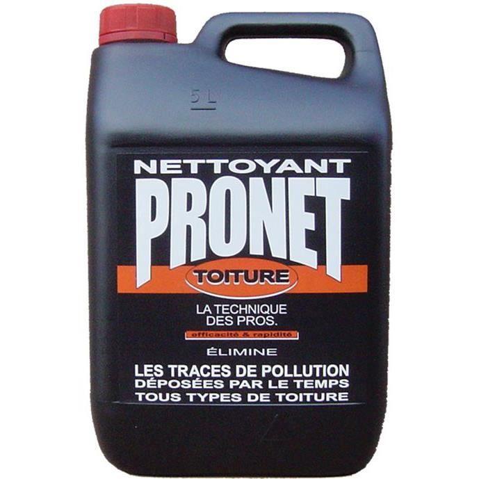 Nettoyant toiture - 5 L