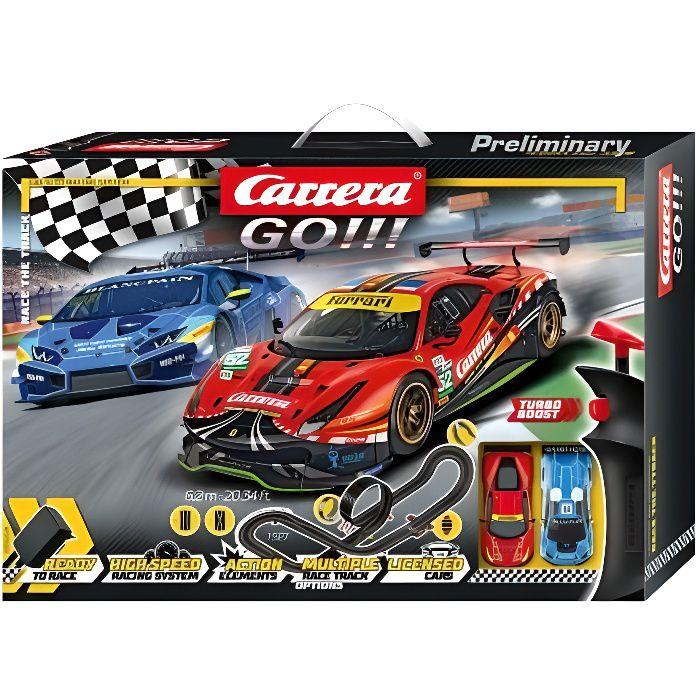 Carrera GO!!! Circuit Race the Track