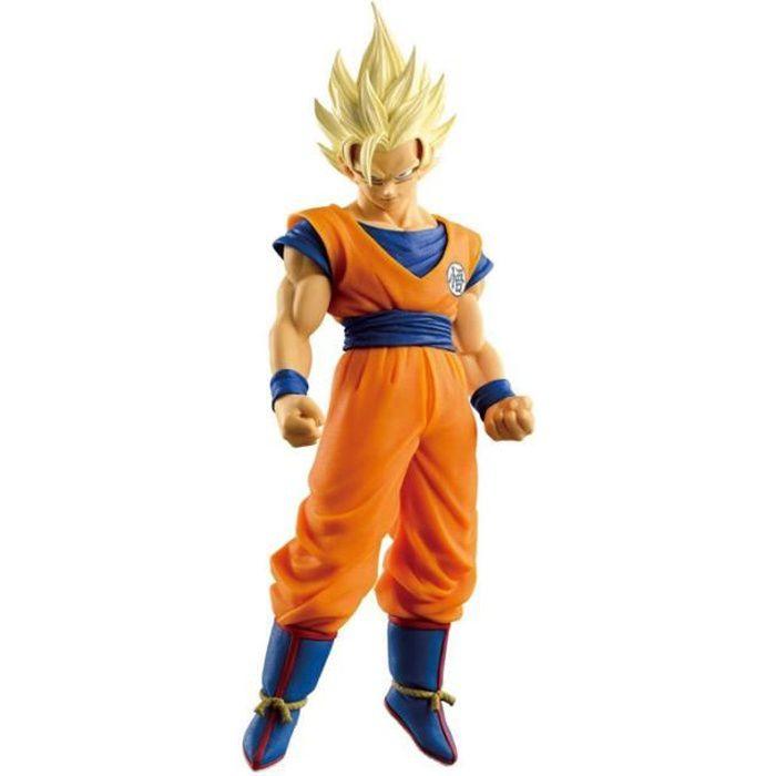 Banpresto - Figurine de collection Dragon Ball - Goku Super Saiyan 2 - 17cm