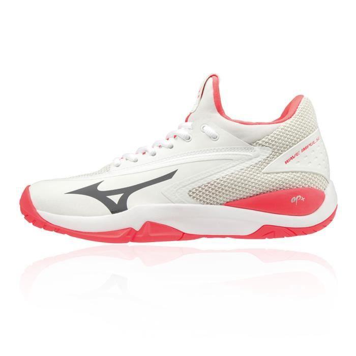 Mizuno Femmes Wave Impulse All Court Tennis Chaussures De Sport