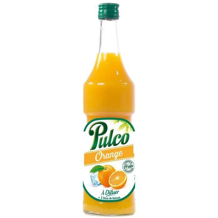 Pulco orange 70cl Pulco