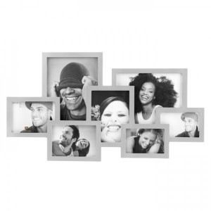 Cadre photos medium collection of mix silver achat - Cadre photo mural design ...