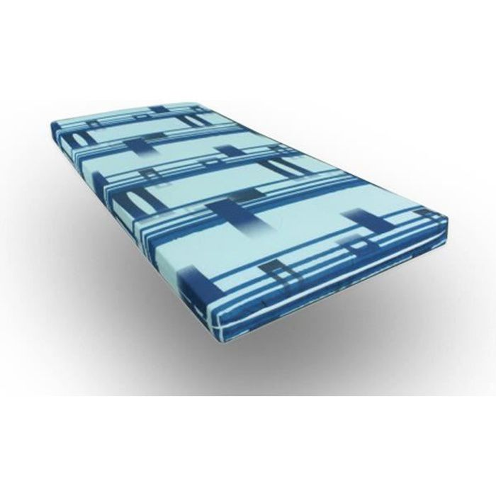 matelas 90 190 10cm achat vente matelas cdiscount. Black Bedroom Furniture Sets. Home Design Ideas