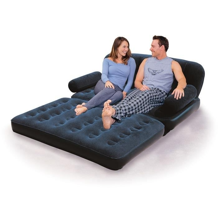 matelas gonflable 2 places. Black Bedroom Furniture Sets. Home Design Ideas