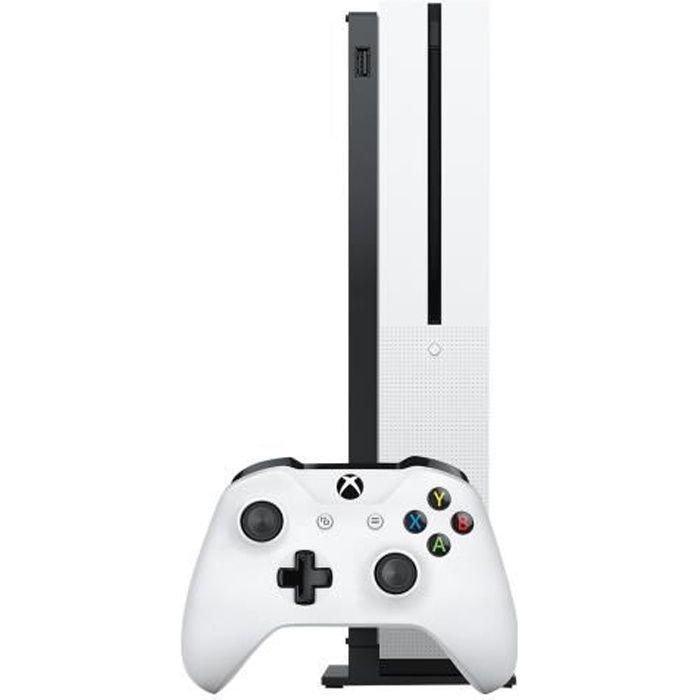 CONSOLE XBOX ONE Microsoft Xbox One S FIFA 17 Bundle console de jeu