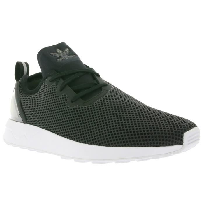 Adidas Originals ZX Flux ADV Asymétrique HOMME Baskets ...