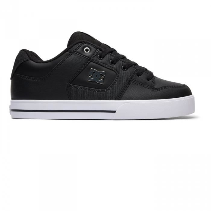 Chaussures Pure Se Black/Grey- DC Shoes