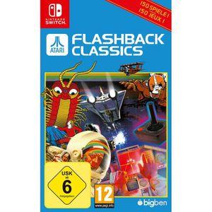 JEU NINTENDO SWITCH Atari Flashback Classics 150 Jeux Switch