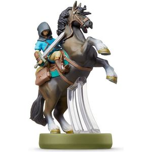 FIGURINE DE JEU Figurine Amiibo Link Rider - The Legend of Zelda:
