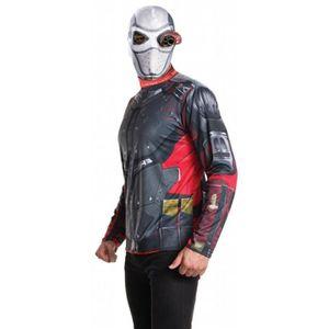 BOL Deadshot Hommes Déguisements Halloween Villain Adu