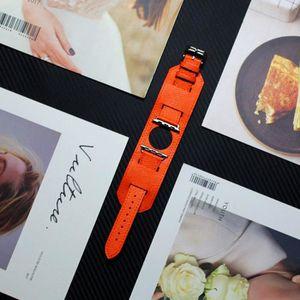 MONTRE CONNECTÉE Pour montre Apple Series 4/3/2/1 Bracelet en cuir